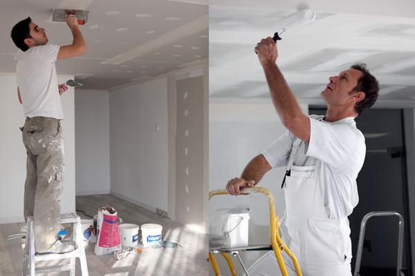 Maler-, und Trockenbauarbeiten